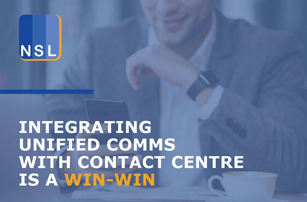Integrating unified comms with contact centre is a win-win